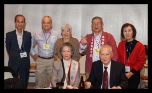 2013年設立総会にて