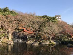 好古園からの姫路城 36回生桑原さん